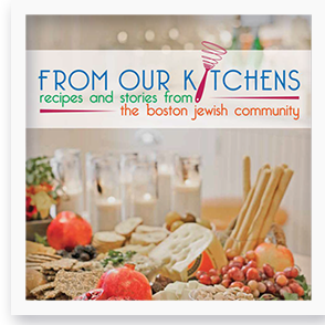 From Our Kitchens cookbook cover